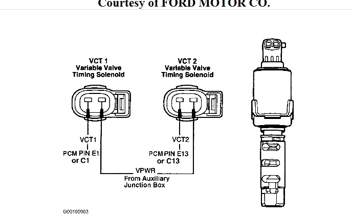 fuel volume regulator control circuit open manual