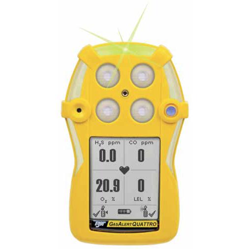 bw gas alert quattro manual