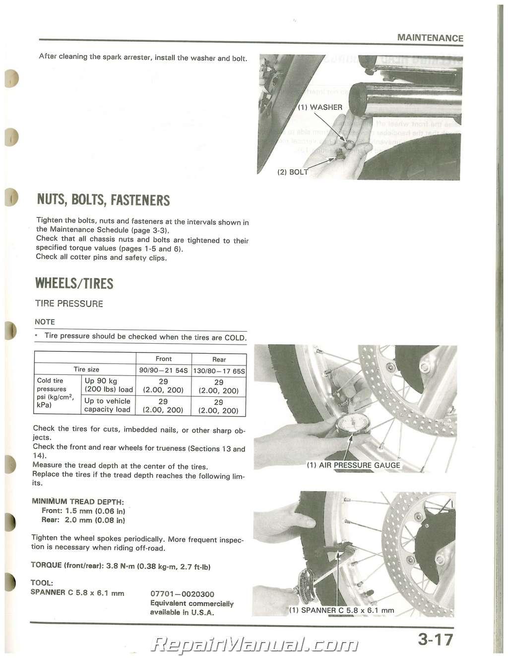 trane xl 1200 service manual