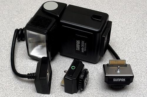 sunpak auto 544 thyristor flash manual