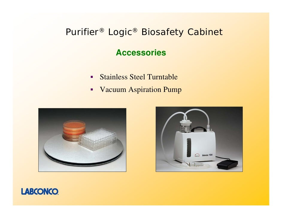 labconco purifier class ii biosafety cabinet manual