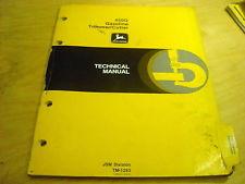 john deere 450 dozer service manual pdf
