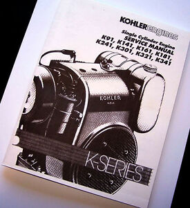 kohler 20 hp engine manual
