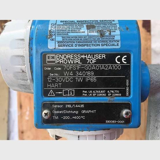 endress hauser magnetic flow meter manual