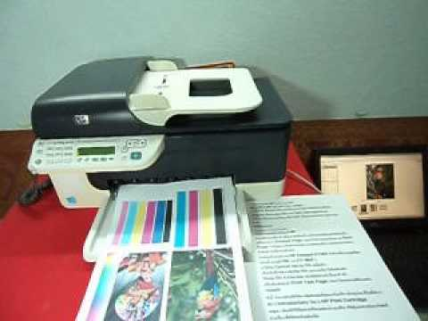 hp officejet j4680 printer manual