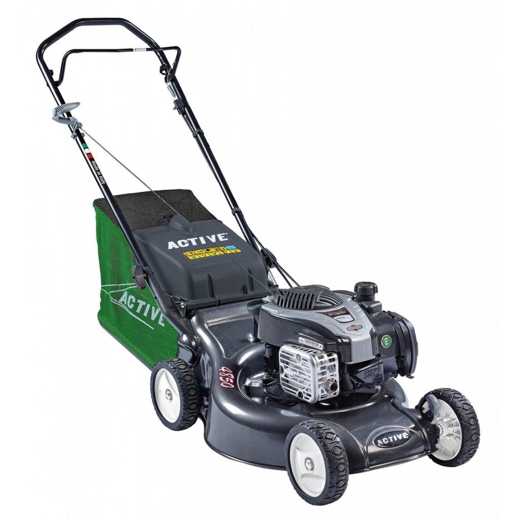 kgro power pro lawn mower manual