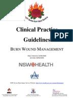 advanced burn life support manual