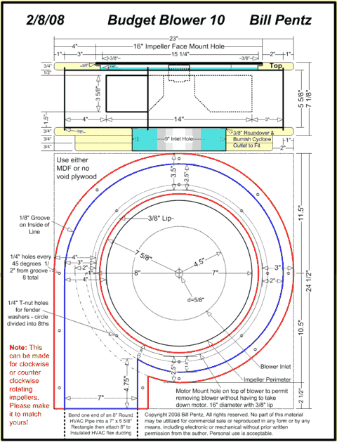 craftsman electric blower vac manual
