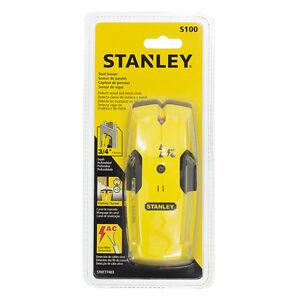 stanley s100 stud finder manual