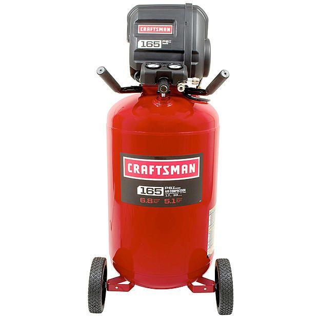 snap on 20 gallon air compressor manual