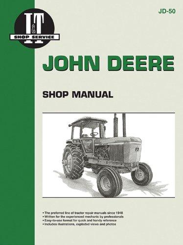 john deere la105 parts manual