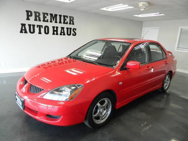 2003 mitsubishi lancer oz rally manual transmission