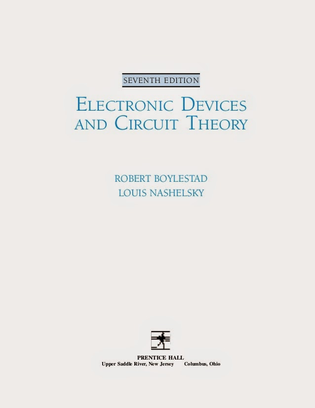 electronic devices and circuit theory solution manual 7th edition