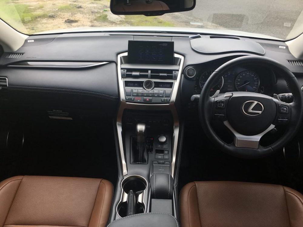 2017 lexus nx200t owners manual