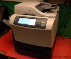 hp laserjet m4345 mfp manual