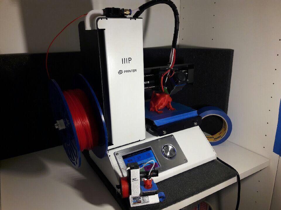 mp select mini 3d printer v2 manual