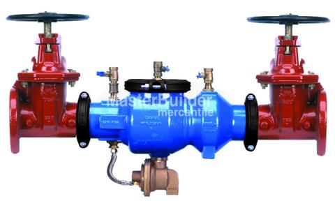 wilkins 375 backflow preventer manual