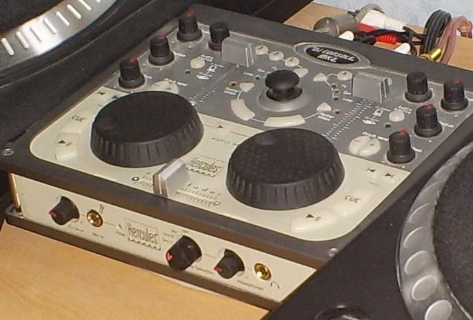 hercules dj console mk2 manual