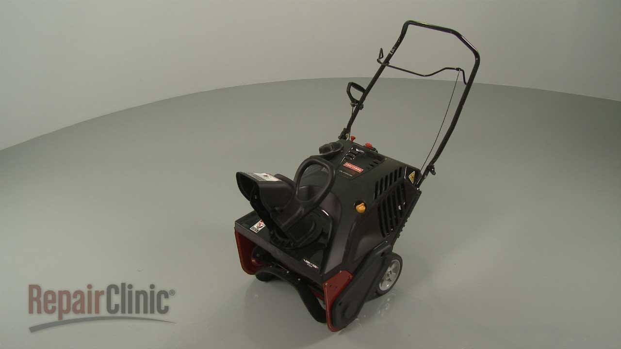 craftsman lt1000 21 hp manual