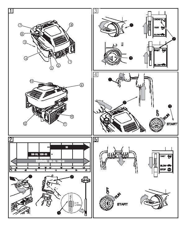 briggs and stratton generator manual