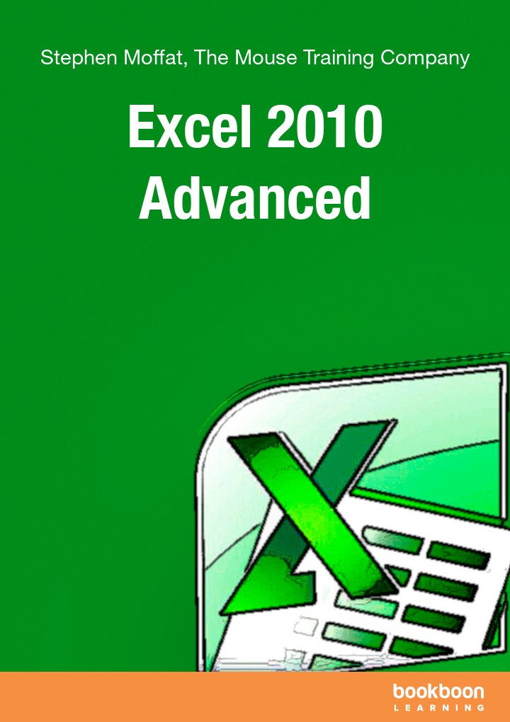 microsoft excel 2010 training manual free download
