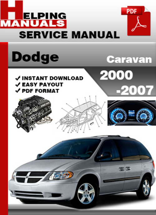 dodge caravan 2016 owners manual