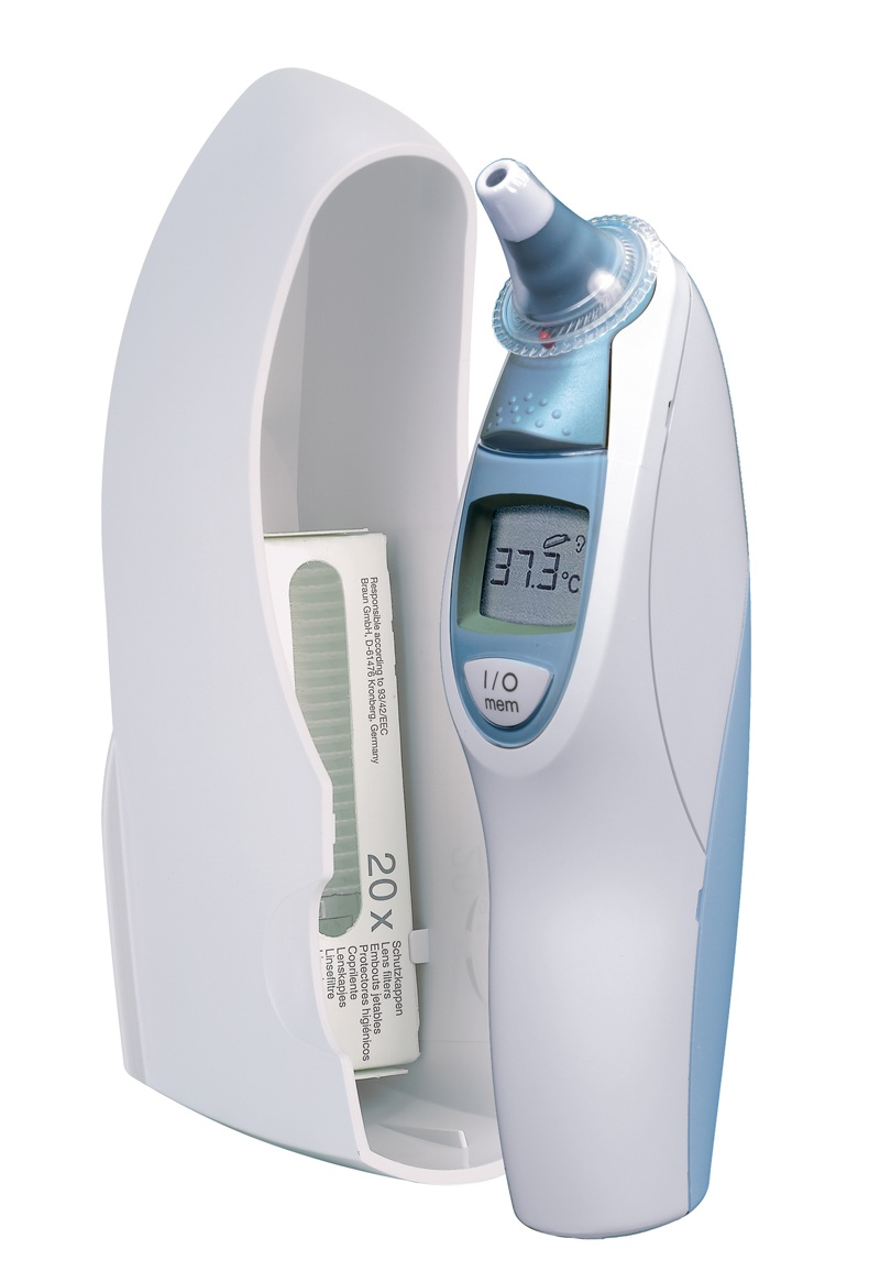 braun thermoscan ear thermometer irt4520 manual