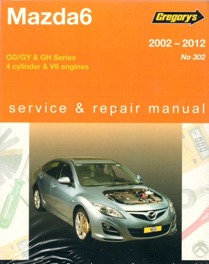 mazda 6 diesel workshop manual pdf