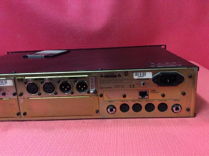 tc electronic system 6000 manual