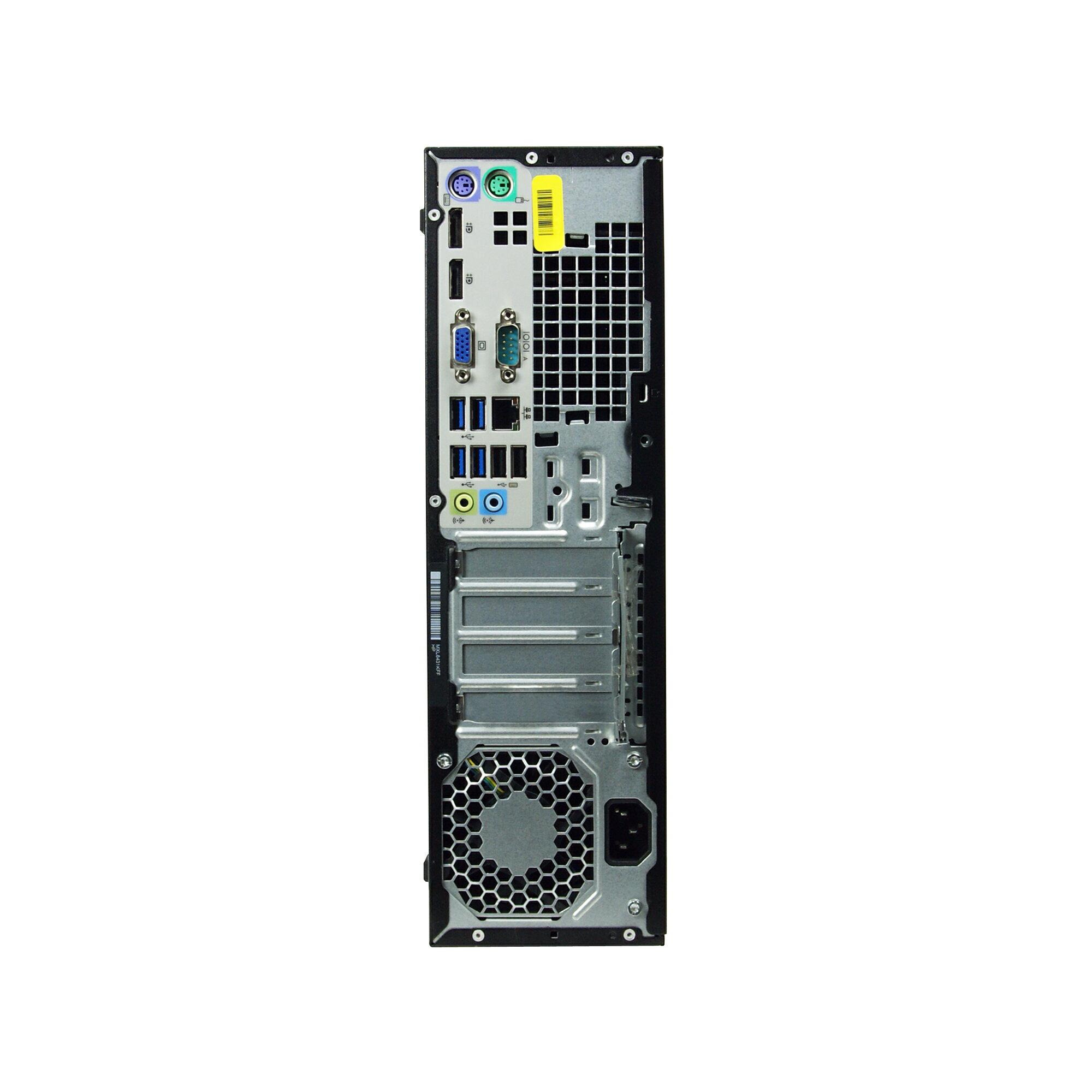 hp prodesk 600 g2 sff manual
