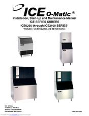 ice o matic ice0250 service manual