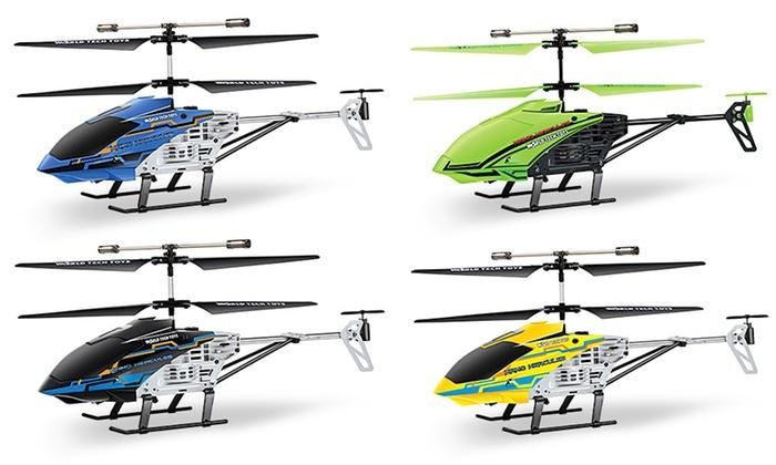 nano hercules unbreakable helicopter manual