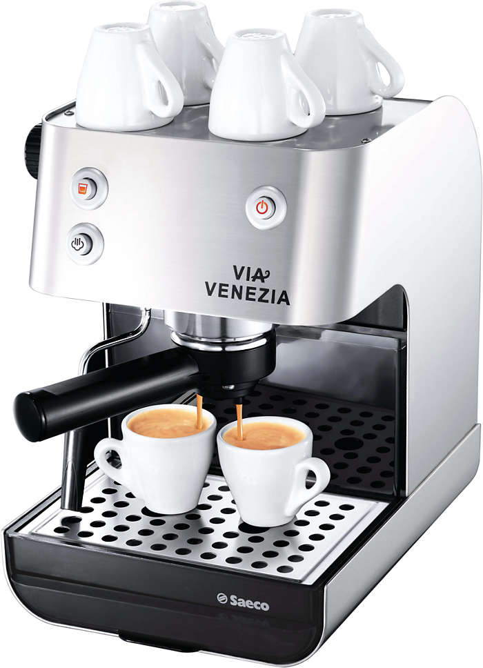 philips saeco coffee machine manual