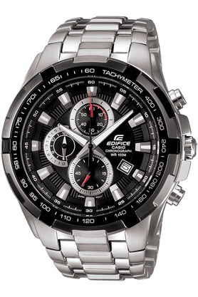 casio edifice manual change date