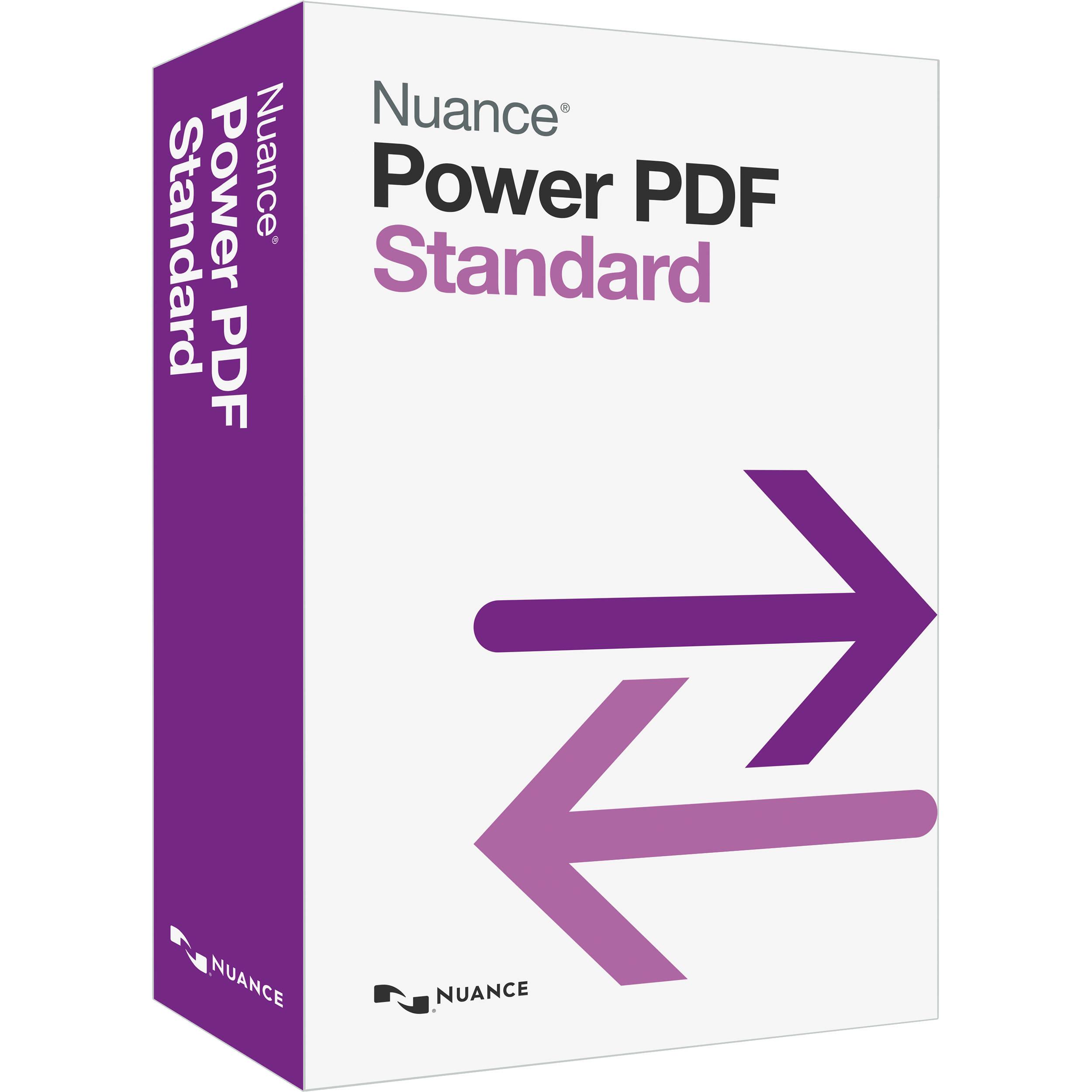 nuance power pdf standard user manual