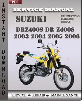2004 suzuki eiger 400 repair manual