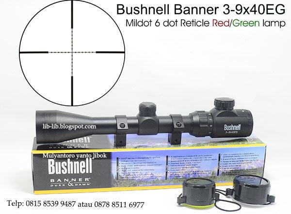 bushnell sharpshooter 3 9x40 scope manual