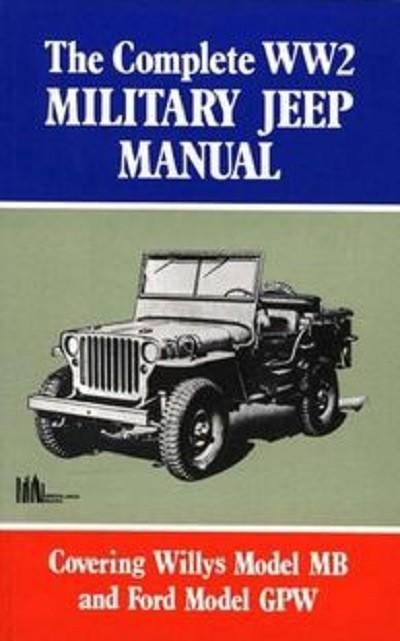 willys jeep workshop manual pdf