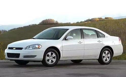 2009 chevy impala owners manual