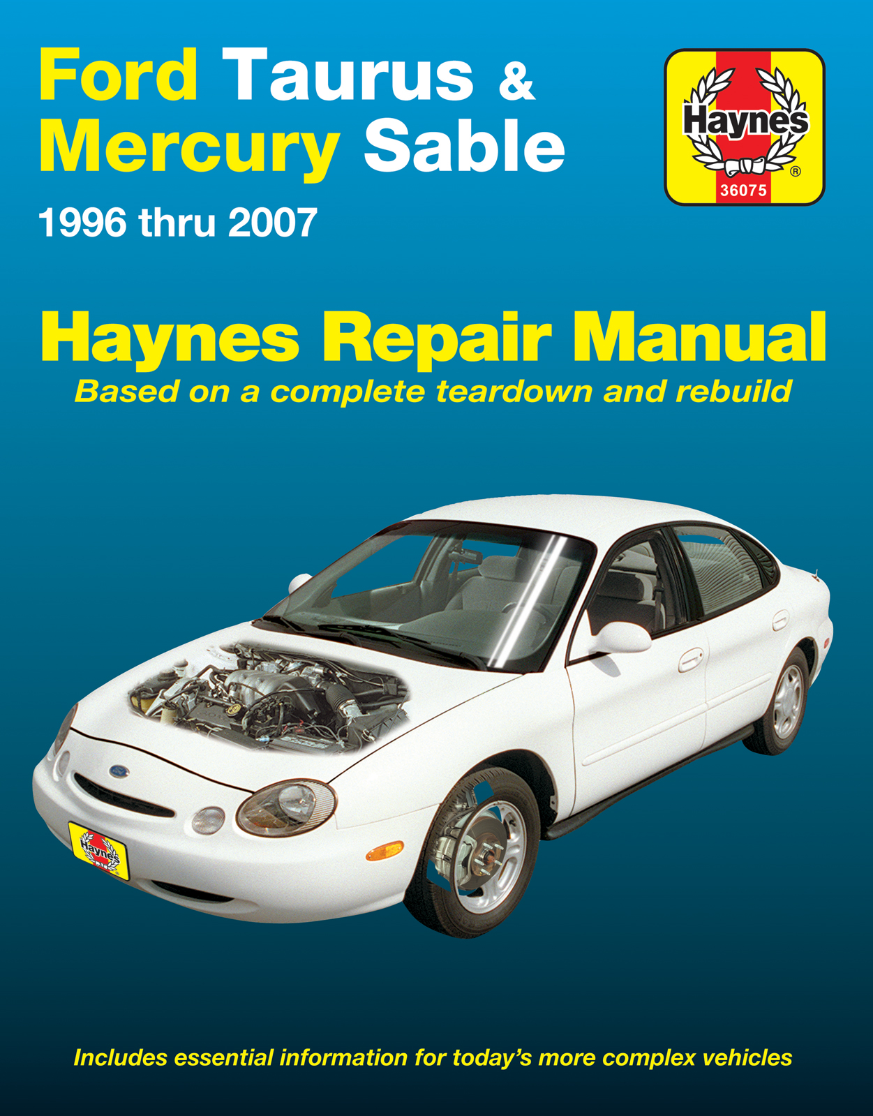 ford taurus repair manual download