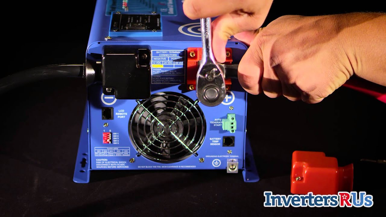 abso inverter charger 2000 manual