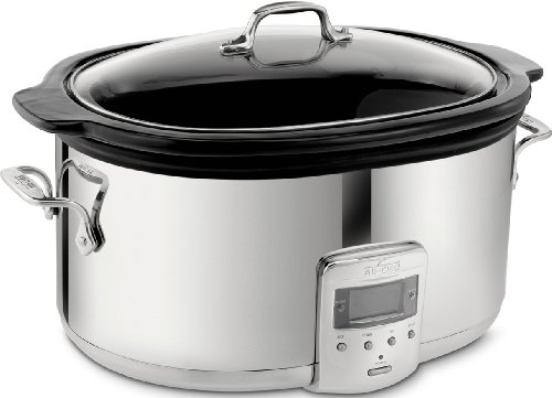 all clad slow cooker manual