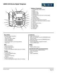 avaya partner messaging programming manual