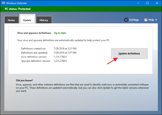 install new windows update software manually