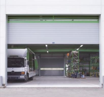 albany high speed door manual