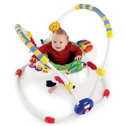 baby einstein musical motion activity jumper manual