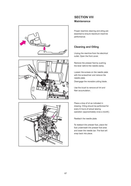 baby lock serger instruction manual