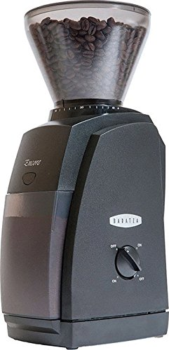 cuisinart conical burr grinder manual