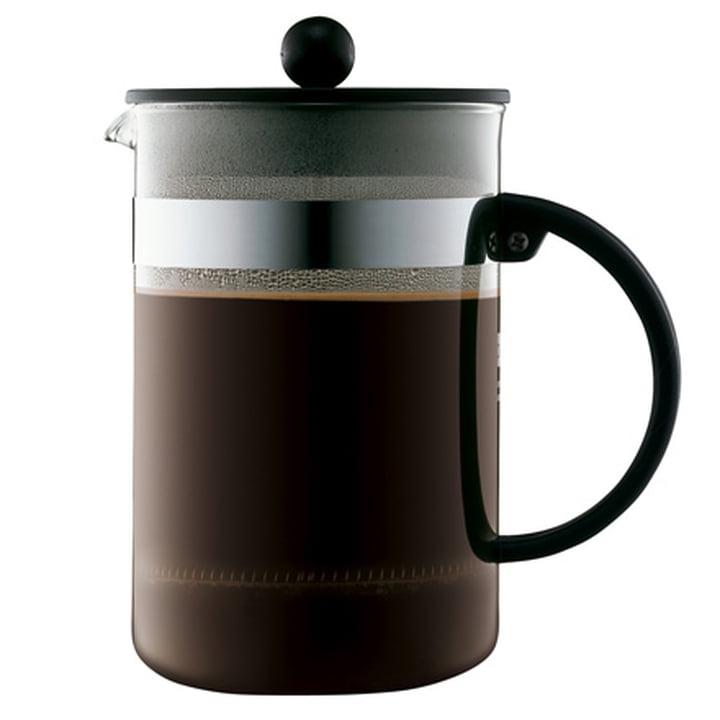 bodum bistro coffee maker manual