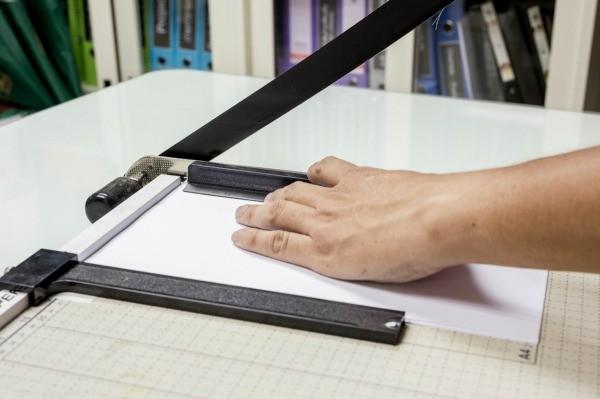 boston 2615 paper cutter manual